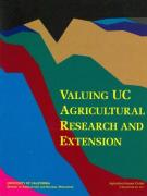 Valuing UC Agricultural Research and Extension