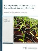 U.S. Agricultural Research in a Global Food Security Setting