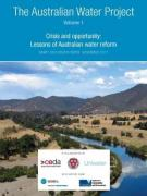 Crisis and Opportunity: Lessons of Australian Water Reform