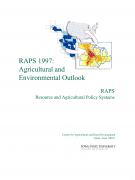 RAPS 1997: Agricultural and Environmental Outlook