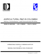 Agricultural R&D in Colombia