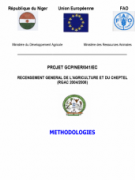 Cover Niger 2004/2008 Methodology