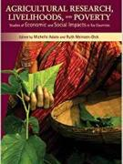 Cover Agricultural Research Livelihoods and Poverty
