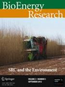 Cover BioEnergy Research September 2012