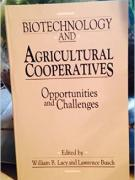 Cover Biotechnology and Agricultural Cooperatives