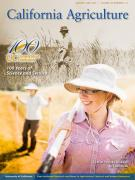 Cover California Agriculture 68 1