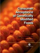 Cover Consumer Acceptance of Genetically Modified Foods