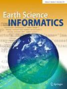 Cover Earth Science Informatics Dec 2011