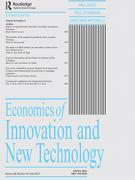 Cover Economics of Innovation and New Technology