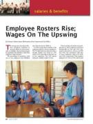Cover Employee Rosters Rise