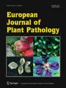 Cover European Journal of Plant Pathology