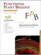 Cover Functional Plant Biology 33 8