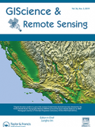 Cover GIScience and Remote Sensing