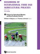 Cover Handbook of International Food and Agricultural Policies