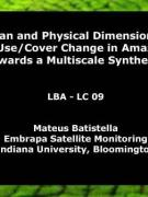 Cover Human and Physical Dimensions 2005