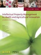 Cover Intellectual Property Management in Health and Ag Innovation