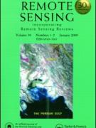 Cover International Journal of Remote Sensing