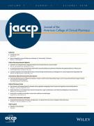 Cover JACCP October 2018