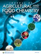 Cover Journal of Agricultural and Food Chemistry
