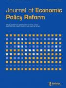 Cover Journal of Economic Policy Reform