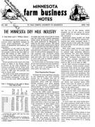 Cover MN Farm Business Notes 440
