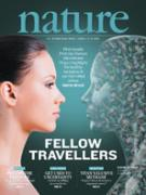 Cover Nature June 14 2012