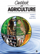 Cover Outlook on Agriculture
