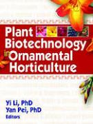 Cover Plant Biotechnology in Ornamental Horticulture