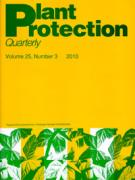 Cover Plant Protection Quarterly