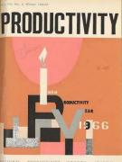 Cover Productivity Winter 1966-67