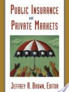 Cover Public Markets and Private Insurance