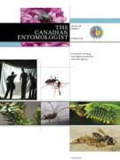 Cover The Canadian Entomologist