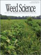 Cover Weed Science
