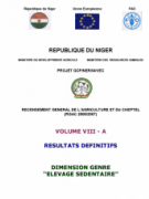 Cover Niger 2005/2007 Vol 8A