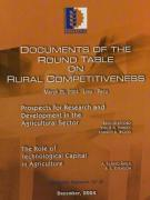 Documents of the Round Table on Rural Competitiveness