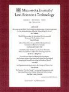 Minnesota Journal of Law, Science & Technology