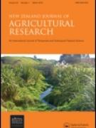 New Zealand Journal of Agricultural Research