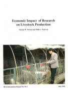 Economic Impact of Research on Livestock Production