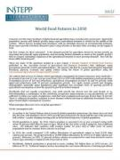 World Food Futures to 2050