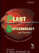 Plant Biotechnology and Genetics