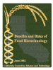 Benefits and Risks of Food Biotechnology